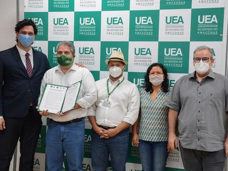UEA e UFPA fecham parceria no Programa Rede Amazônia