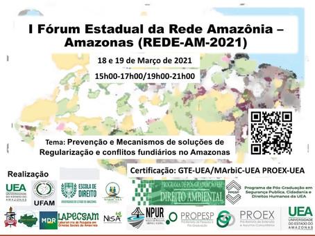 Venha debater o uso e a ocupação do solo no Estado do Amazonas