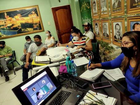 Oriximiná é a primeira cidade a instalar software da CRF-UFPA para regularizar moradia na comunidade