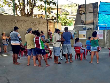 A força da parceria e da tecnologia social no ordenamento urbano em comunidades do Rio de Janeiro