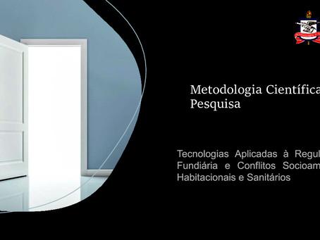 Metodologia científica estimula desenvolvimento de projetos e a organização do pensamento crítico