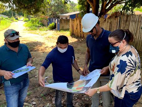 Rede Amazônia e Sedop debatem regularização e superaçãode conflitos socioambientais em Oriximiná
