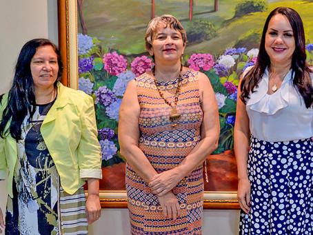 Rede Amazônia será debatida com o Governo do Estado de Roraima