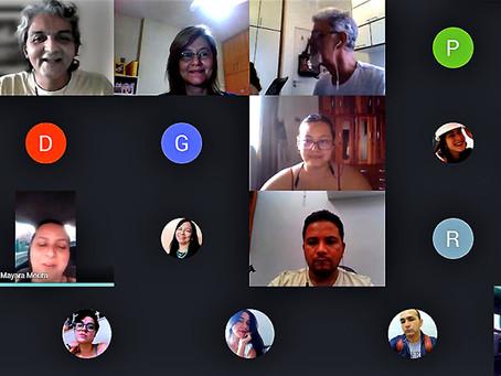 Videoconferência  da Rede Amazônia revela avanços e debate os desafios para 2021