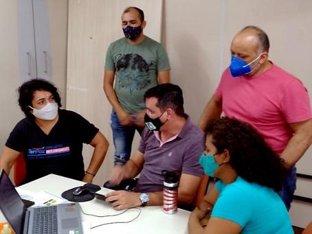 Rede Amazônia debate regularização e prevenção de conflitos com a Prefeitura de Cachoeira de Piriá