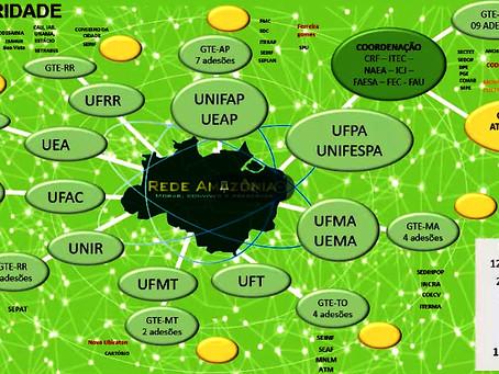 Fóruns regionais revelam o crescimento da Rede Amazônia