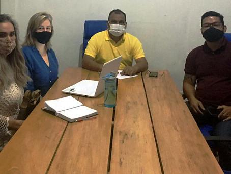 GT-Amapá constrói adesão da Prefeitura de Ferreira Gomes à Rede Amazônia