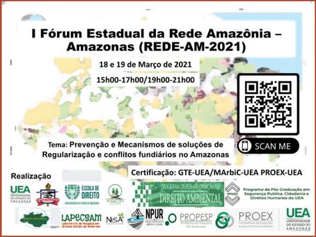 Venha debater o uso e a ocupação do solo no Amazonas