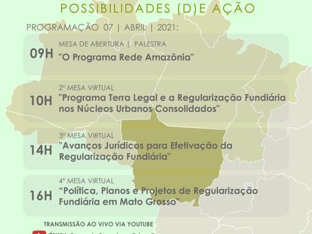 Fórum do GTE-MT abre inscrições para debater as  possibilidades de regularização fundiária urbana