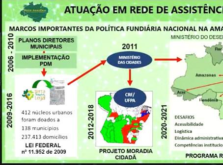 História da Rede Amazônia marca abertura do Web-Fórum do Maranhão