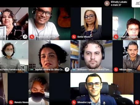 I Jornada do GTE-RR ressalta intercâmbio de conhecimento, parceria e participação social