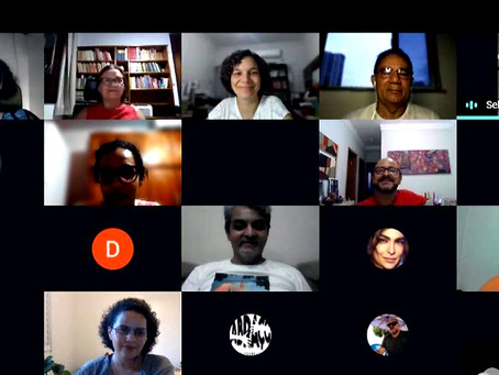 Grupo de estudo temático debate comunicação e participação social