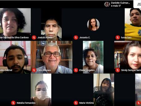 Discentes da UFPA e da UNIFAP debatem a produção social do espaço urbano amazônico