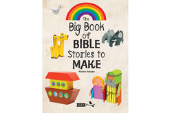 BIBLE makes cover copy