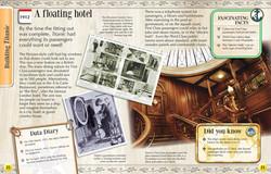 4 Titanic 1st pages