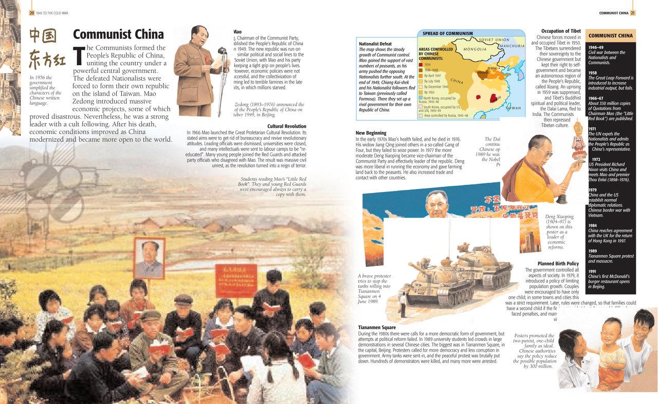 Communist+China