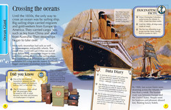 2 Titanic 1st pages