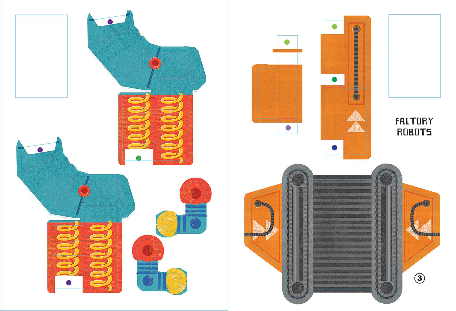 1 ROBOT model sheets 8-9