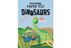 SDB Dinosaur  cover