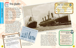 3 Titanic 1st pages