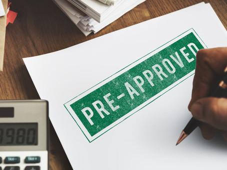 """การสมัคร """"Pre-approval"""" จะช่วยเพิ่มโอกาสในการประสบความสำเร็จในการกู้ยืมเงิน Home loan"""