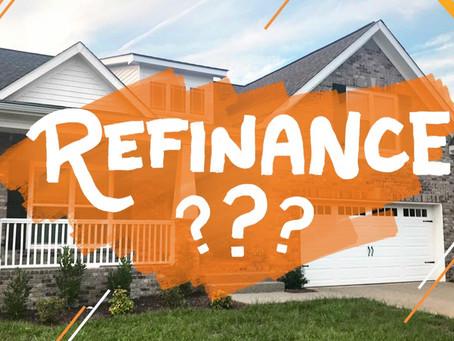 Refinance รีไฟแนนซ์