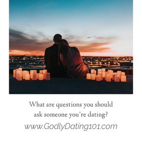 40 Questions to Ask the Person You're Interested In!