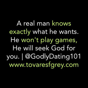 Men Know EXACTLY What They Want!