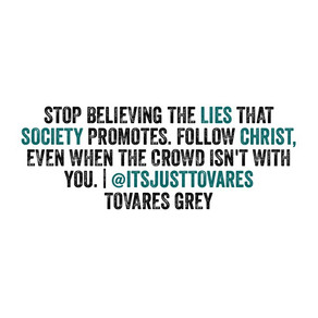 Society Lies