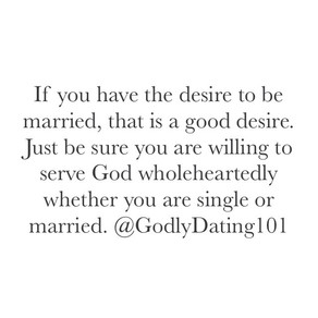 Called to Singleness?