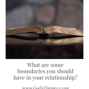 6 Healthy Boundaries to have in Your Relationship