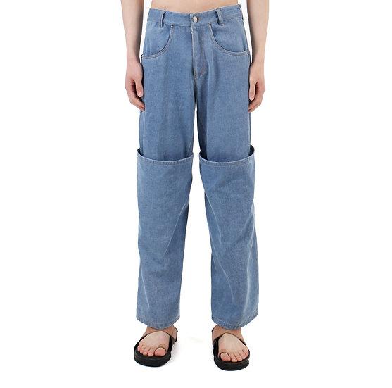 'Tetris' Jeans