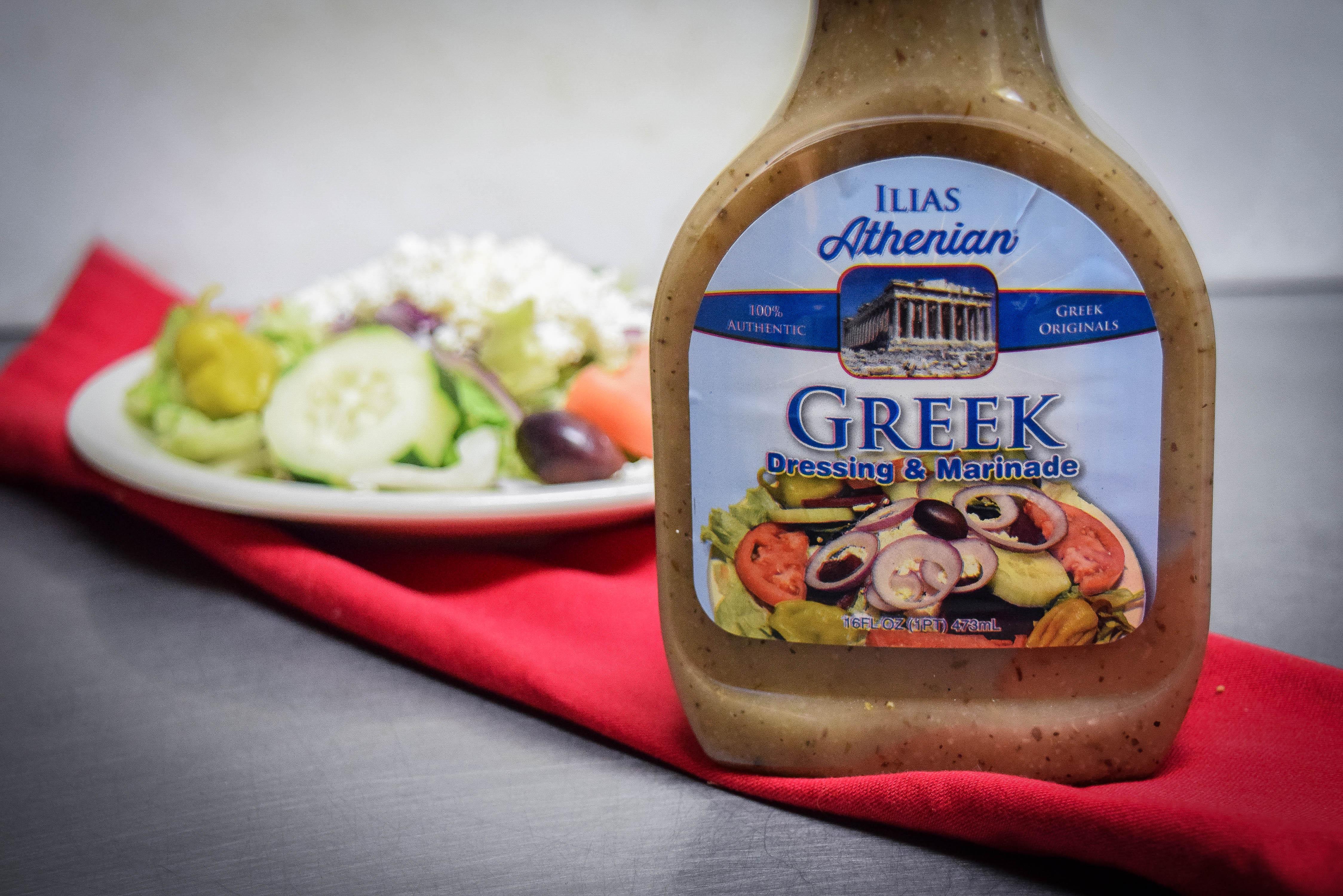 Athenian Greek Dressing