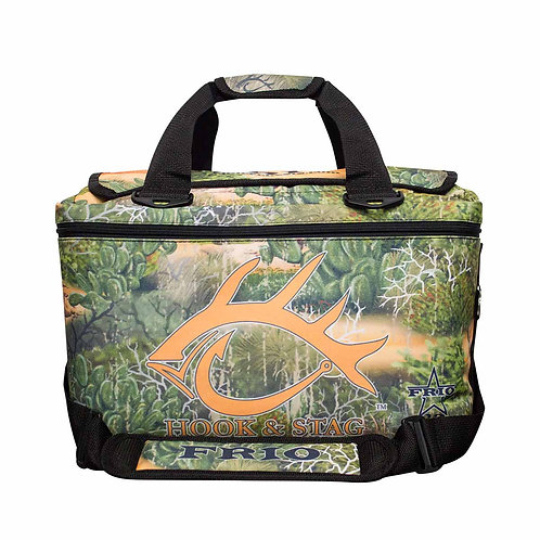 Frio 12 Vault - Hook & Stag Camo Softside Cooler