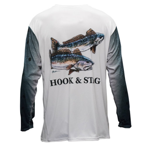 The SPEC-Tacular Performance L/S Fishing Shirt