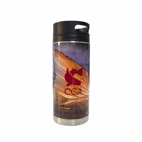 stainless steel, cca, cca texas, texas, growler, thermos, fishing, camping, hunting, stainless, steel