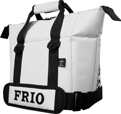 Frio 9 Can Cooler - White
