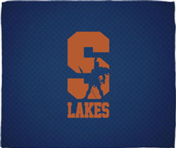 """15"""" x 18"""" Sublimated Rally Towel"""