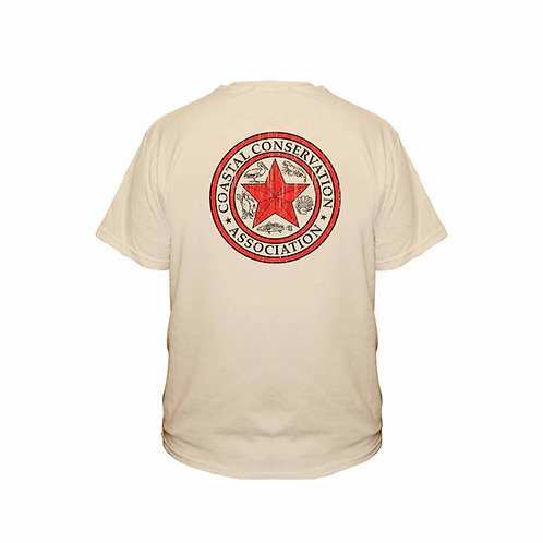 cca, cca texas, fishing tee, cca tee, cca tshirt, coastal conservation tee, distressed fishing tee