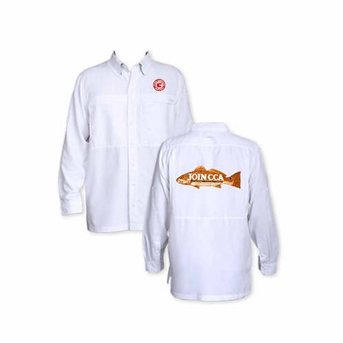 cca, cca texas, fishing shirt, hunting shirt, cca shirt, join cca shirt, micro-fiber shirt, game guard shirt