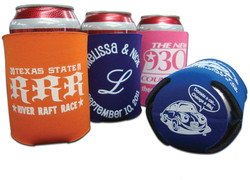 Collapsible Can Beverage Huggers