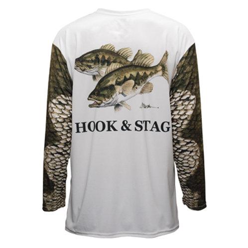 Double Down Performance L/S Fishing Shirt