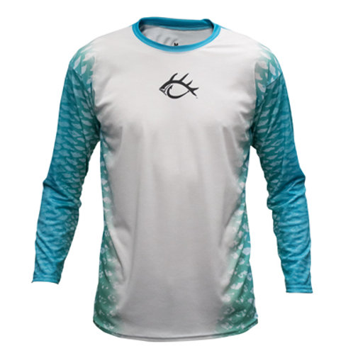The Deep Diver Performance L/S Fishing Shirt