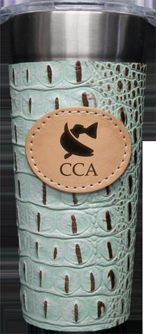 24-7 w/ Mint Chip Gator/ CCA Badge