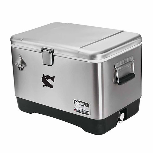 cca, cca texas, stainless steel, stainless steel cooler, igloo, fishing, hunting, tailgating, redfish