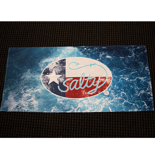 Saltwater Edition Beach Towel