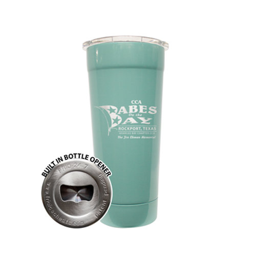 Babes on the Bay Tournament Cup w/ Built-In Bottle Opener