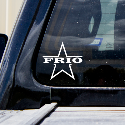 Frio Small Decal