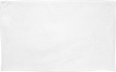 "11""x18"" Rally Towel-Blank Print Side"
