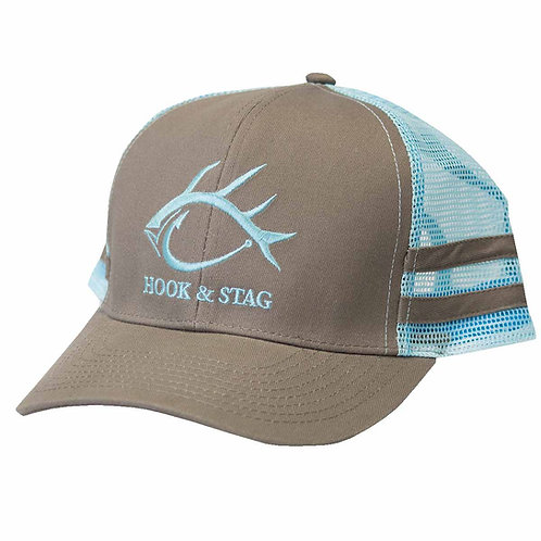 Double Take, Fishing, Fishing hat, Fishing cap, Texas, Hook and Stag, Hook & Stag